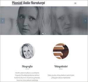 Sallakarakorpi.fi - etusivu